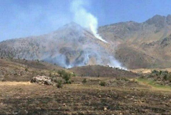 بمباران پایگاه های احزاب کرد توسط سپاه پاسداران را محکوم می کنیم