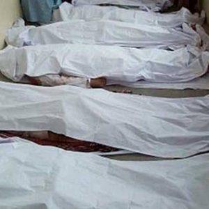 قتل عام مردان روستای کلابید ( قلعه بید) بوسیله قشون رژیم آخوندی