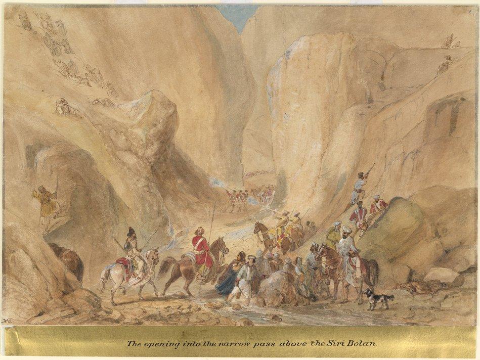 حکومت های بلوچستان پس از مسلمانان عرب